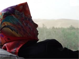 Chine Kashgar femme ouïgoure 3