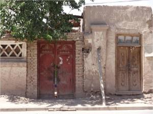 Chine Kashgar maison