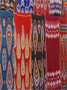 Chine Kashgar tissu ouïgour 1
