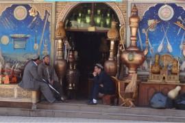 Chine Kashgar une