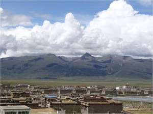 Chine Sichuan Litang