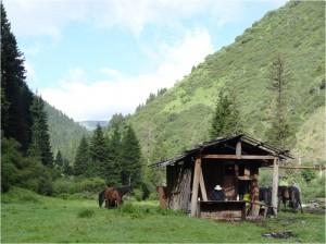 Chine Sichuan Songpan camp