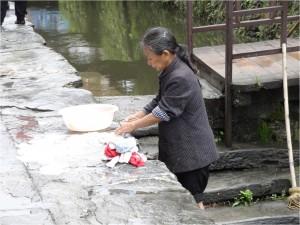 Chine Wuyuan Xiao Likeng travailleur 2
