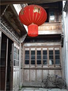Chine Wuyuan Yancun maison