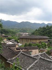 Chine Yongding paysage 1