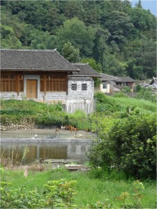 Chine Yongding paysage 2