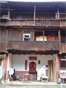 Chine Yongding toulou autel
