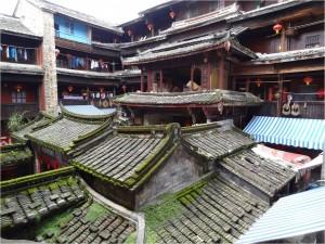 Chine Yongding toulou intérieur 1
