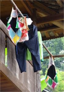 Chine minorités Basha vêtements