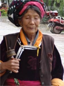 Chine minorités Lugu Hu Mosu 1