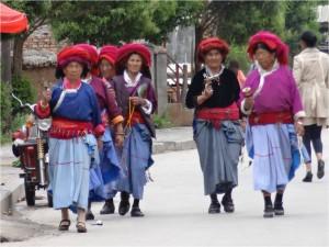 Chine minorités Lugu Hu Mosu 2