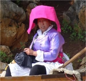 Chine minorités Lugu Hu Mosu 3