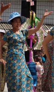Chine minorités Xiaojie dai femmes 1