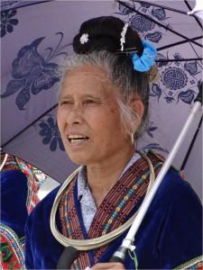 Chine minorités Xijiang miao 1