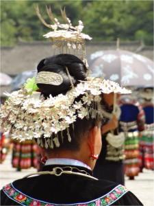 Chine minorités Xijiang miao 3