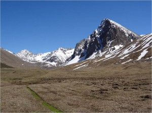 Kirghizistan Altyn Arashan Eghiz Kol 1