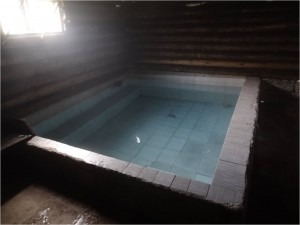 Kirghizistan Altyn Arashan sources chaudes 1