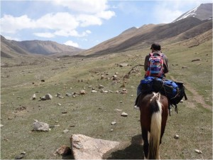 Kirghizistan Kol Ukok paysage 3