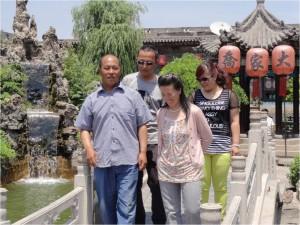 Avec les Chinois