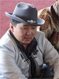 Mongolie Oulan-Bator Naadam costume 2