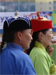 Mongolie Oulan-Bator Naadam costume 4