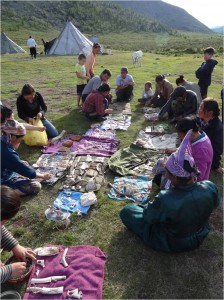 Mongolie Tasaatanes marché