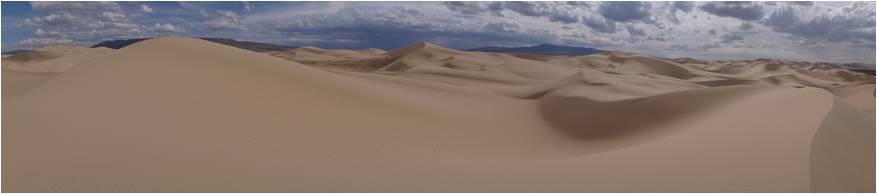 Mongolie désert Gobi 1000 facettes 2