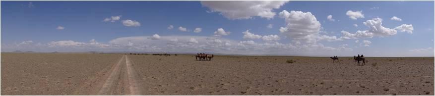 Mongolie désert Gobi 1000 facettes 3