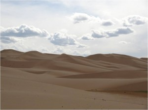 Mongolie désert Gobi Khongoryn Els dunes 2