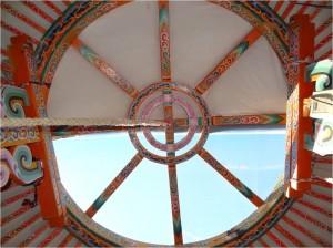 Mongolie désert Gobi yourte 3
