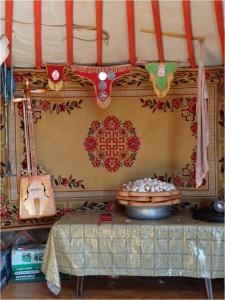 Mongolie désert Gobi yourte 6