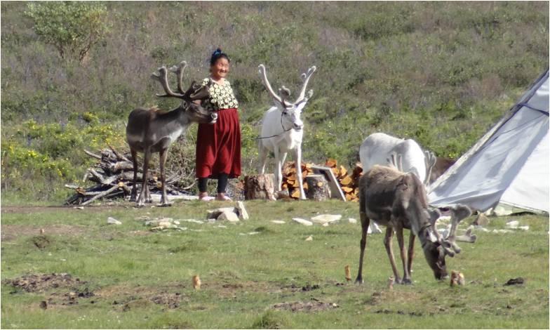 Mongolie trek cheval Tsaatanes