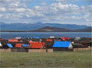 Mongolie trek cheval Tsagaannuur