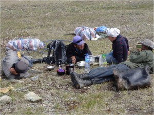Mongolie trek cheval compagnons 2