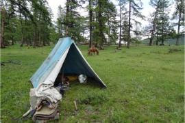 Mongolie trek cheval jour 1 1
