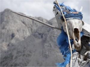 Mongolie trek cheval jour 3 owa 2
