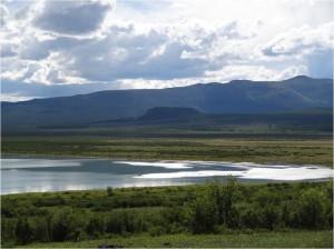Mongolie trek cheval jour 6 lac