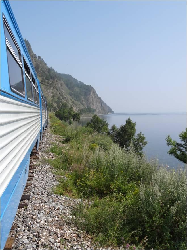 A bord du Circumbaïkal
