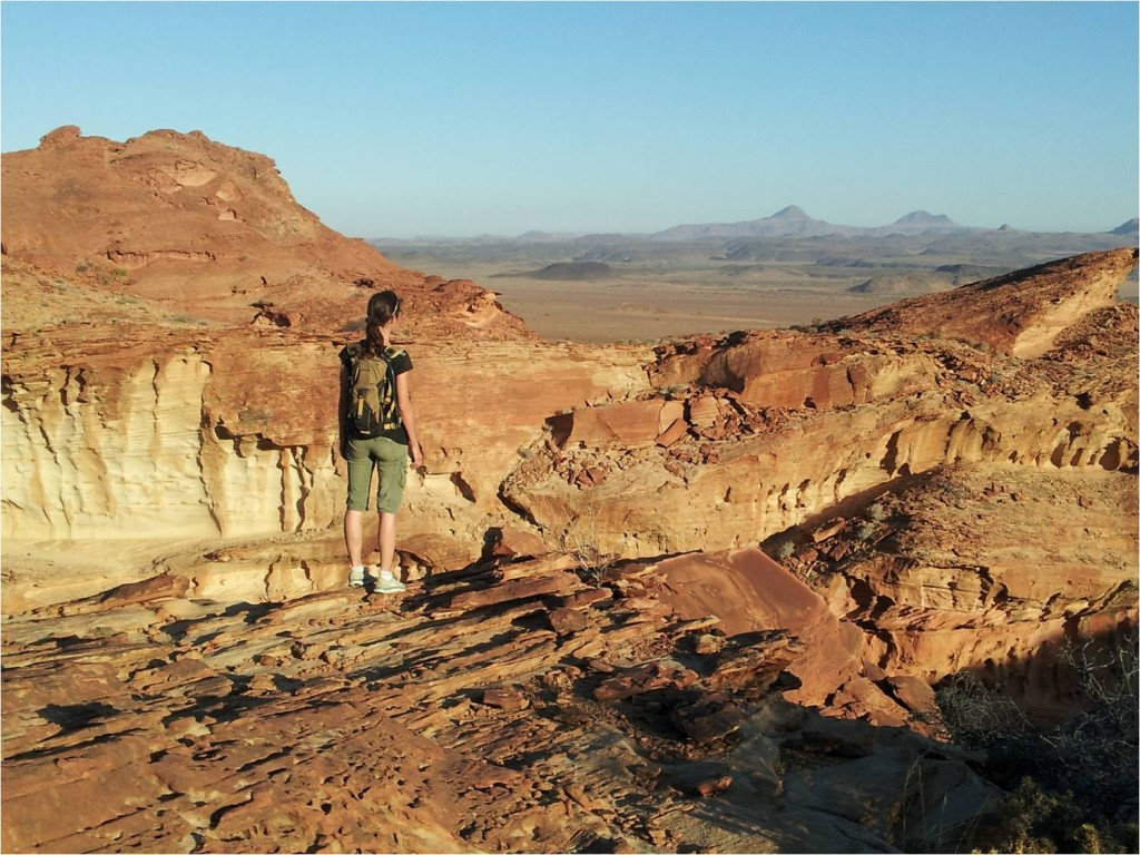 Namibie-Damaraland-canyon