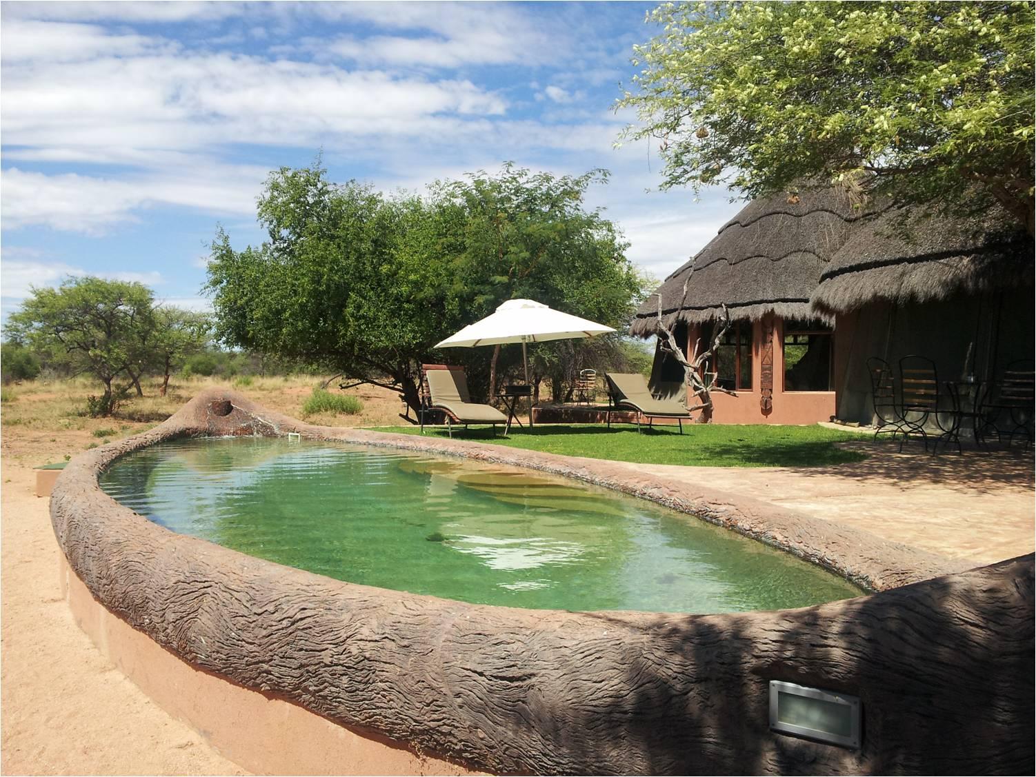 Safari à Okonjima