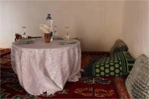 Maroc-Berbère-table