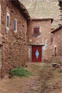 Maroc-Berbère-village1