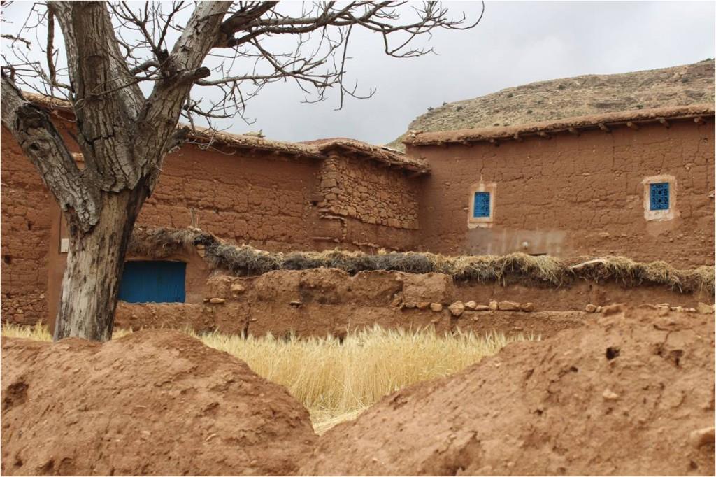 Maroc-Berbère-village2