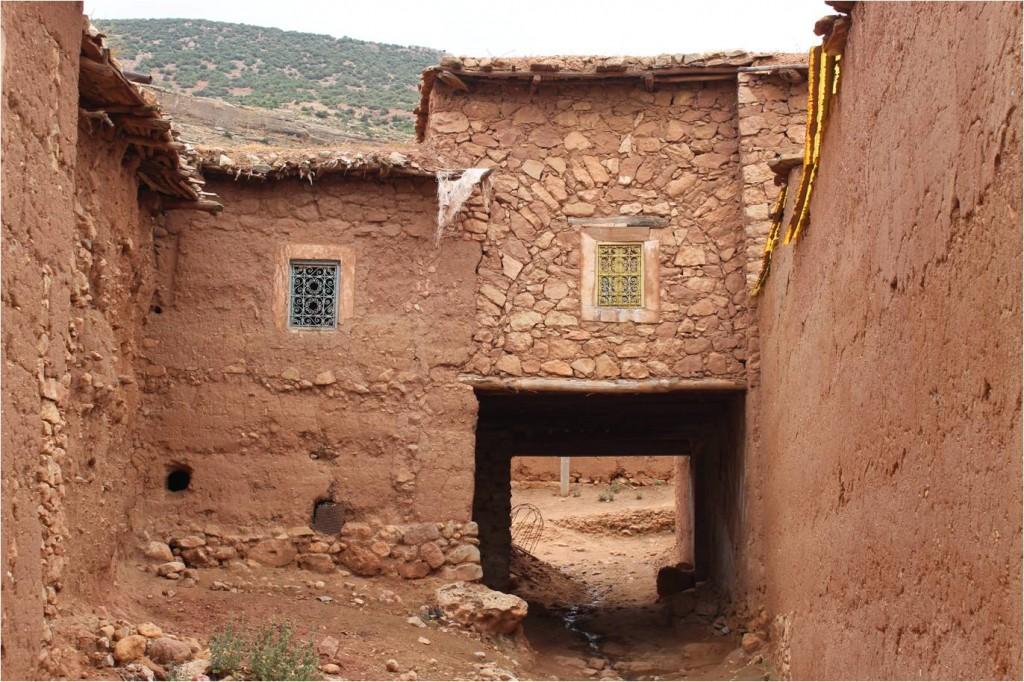 Maroc-Berbère-village3