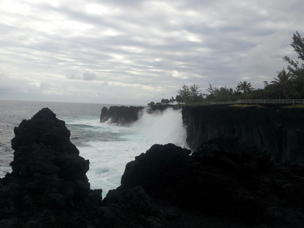 plage sud sauvage Réunion